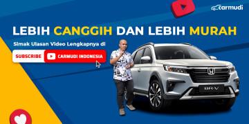 Review Honda BR-V Facelift Carmudi Indonesia