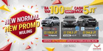 Wuling New Normal Promo