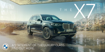 BMW X7 A Statement Of The Luxury Class