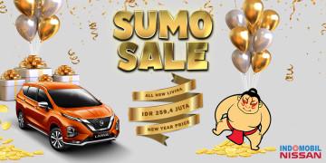 Nissan Sumo sale Promo Januari - (expired January 15)
