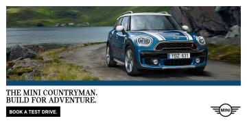 Mini Countryman test drive (expired January 17)
