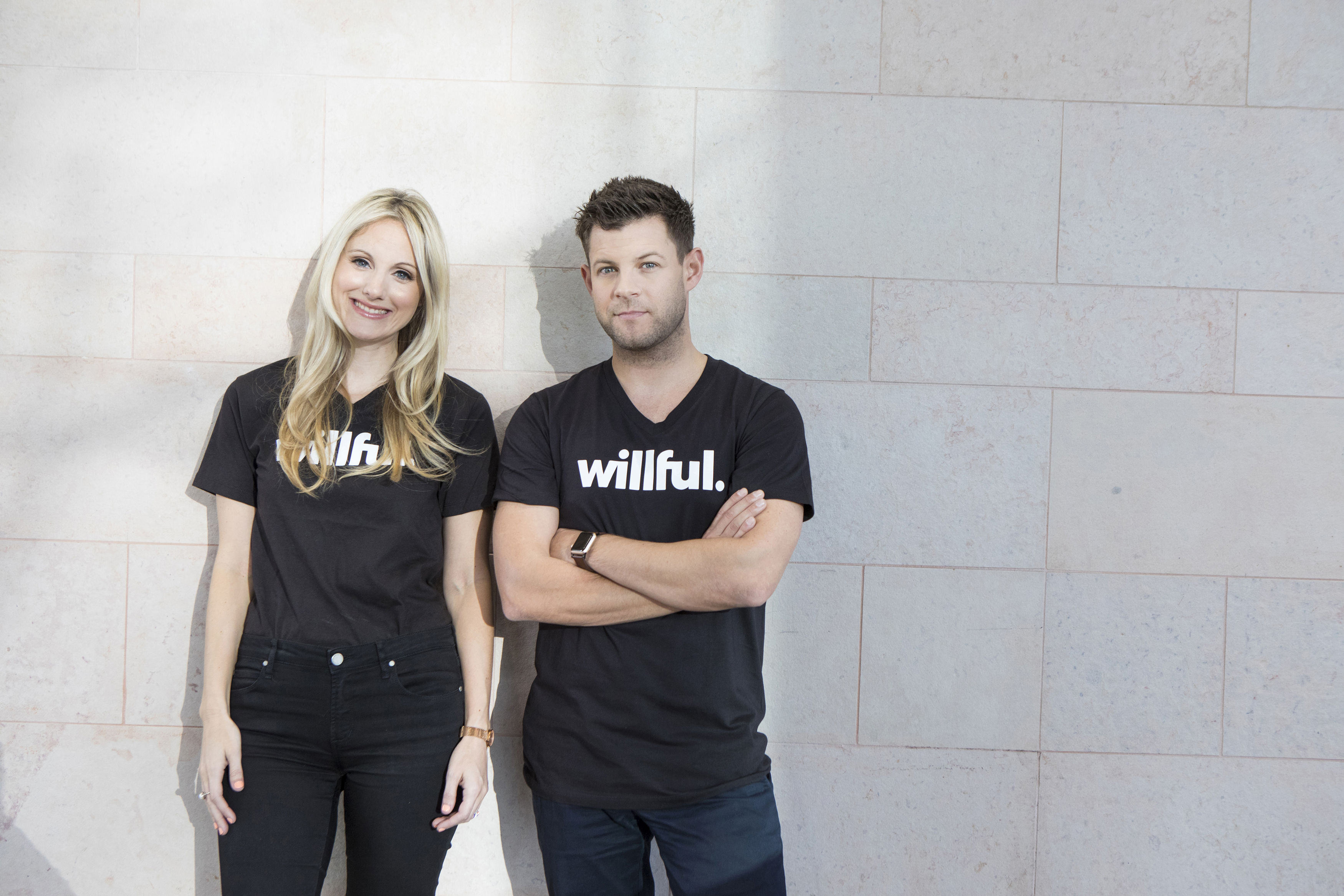 Erin Bury and Kevin Oulds Co-Founder CEO Willful Online Wills