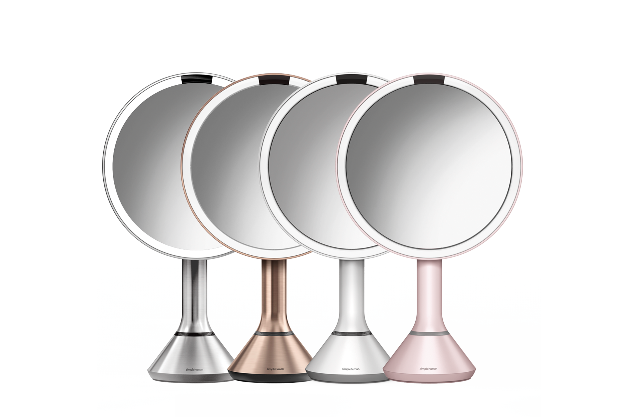 simplehuman smart mirrors.