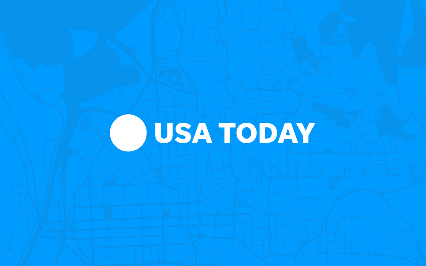 USA TODAY logo and map.