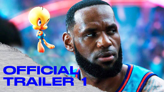Space Jam: A New Legacy   OFFICIAL TRAILER 1