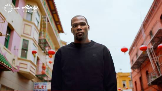 Kevin Durant | Fly By