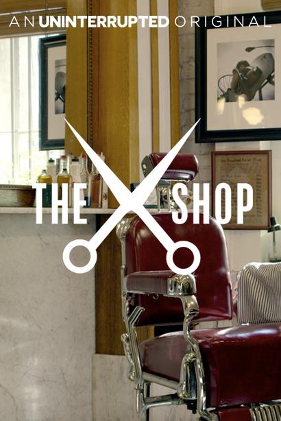The Shop - LeBron James & Draymond Green