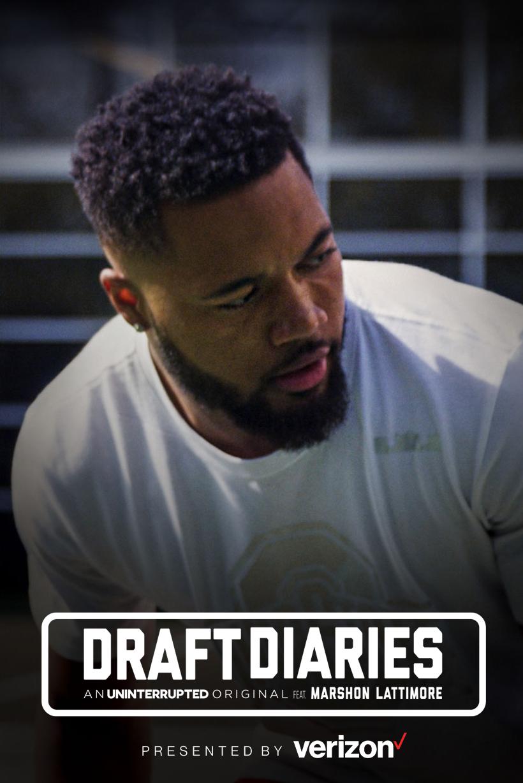 Draft Diaries: Marshon Lattimore - Marshon Lattimore