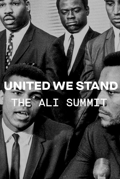 United We Stand: The Ali Summit - Muhammad Ali