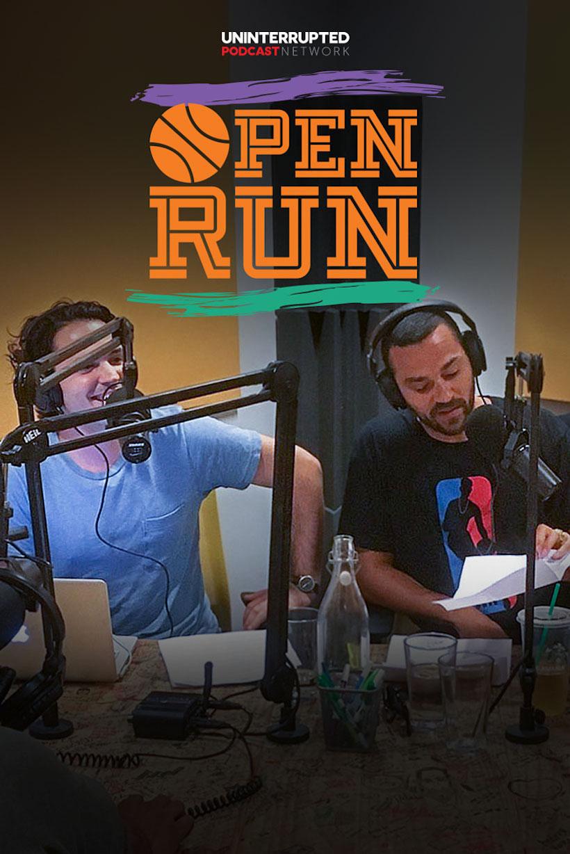 Open Run Podcast - Jesse Williams & Stefan Marolachakis
