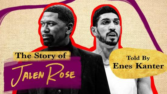 What Jalen Rose Is Doing To Build Up Tomorrow's Leaders | RESPECT YOUR OGs with Enes Kanter