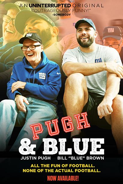 Pugh & Blue - Justin Pugh