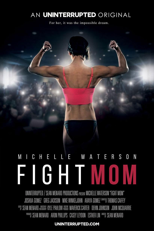 Fight Mom - Michelle Waterson