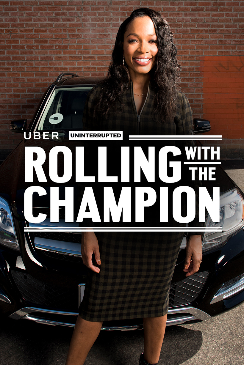Rolling With The Champion - Cari Champion