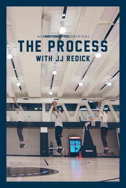 The Process With JJ Redick - JJ Redick