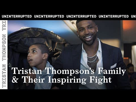 Tristan Thompson's inspiring fight against epilepsy for his brother Amari