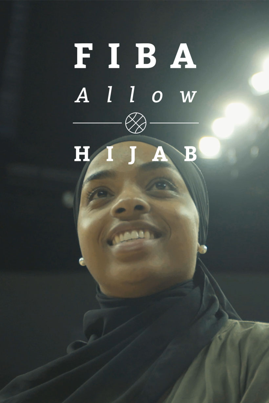 FIBA Allow Hijab - Bilqis Abdul-Qaadir