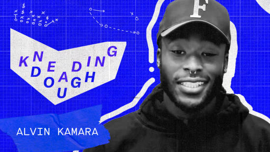 Why Alvin Kamara Is Football's Most Frugal Superstar