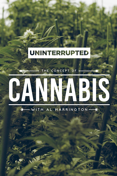 The Concept Of Cannabis - Al Harrington