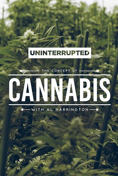 The Concept Of Cannabis - Al Harrington