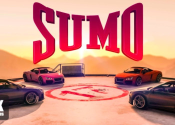 Earn triple rewards on Sumo for the April 15th Grand Theft Auto Update.