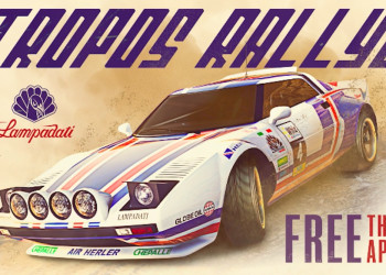 For the April 8th update, you can get a free Tropos Rallye!