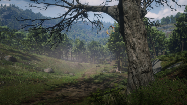 Annesburg Crossing Dreamcatcher