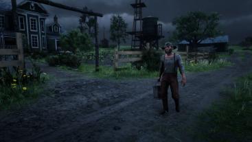 Military Mountie Hat Location - Stolen Hat - Red Dead