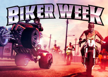 The week of March 25th is Biker Week on GTA Online!