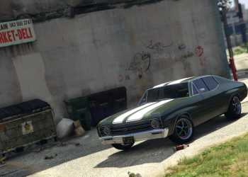 New Muscle Car As Part Of The Arena War Content Dripfeed: The Declasse Tulip