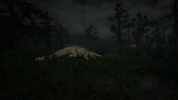 Legendary Alligator