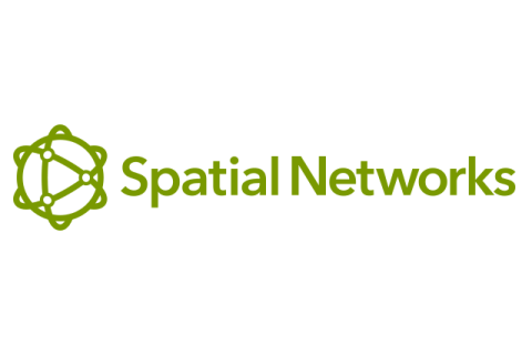 Spatial Networks logo
