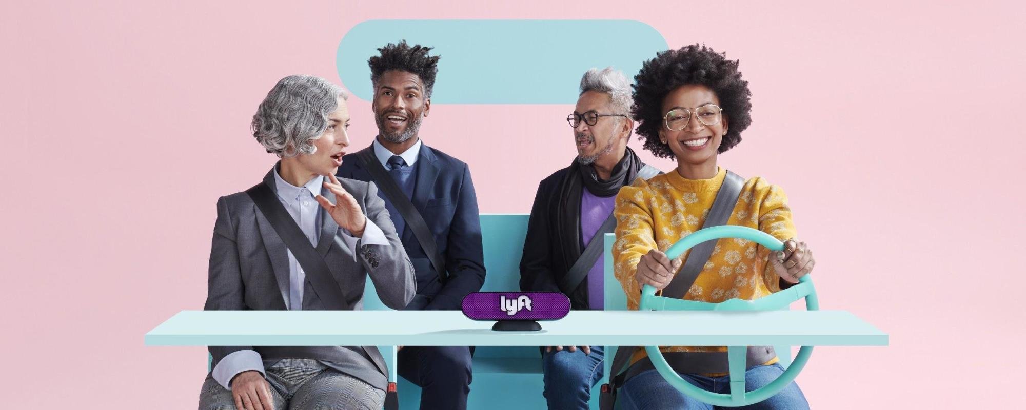 Lyft driver and riders blog header