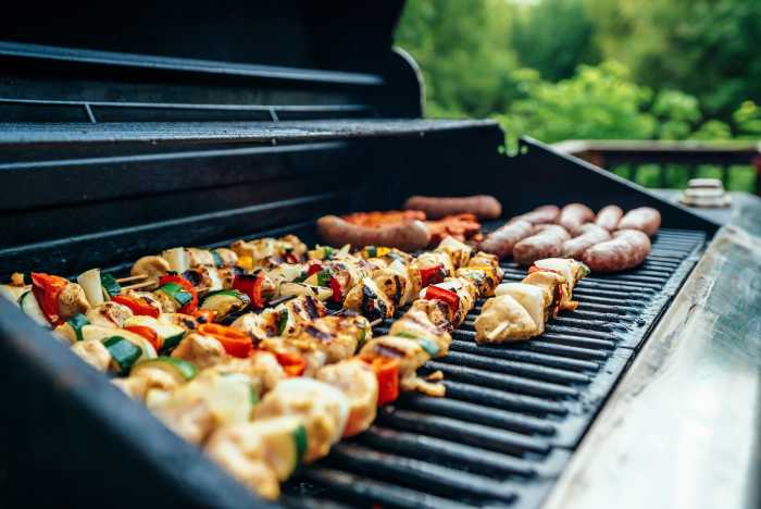 8cc1dfd9dc3 Sunshine is here, and that means it's time to fire up the grill and move  the party outside. Whether you're hanging out with family or hosting a big  crowd, ...