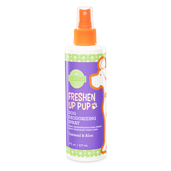 Scentsy Freshen Up Pup Dog Deodorizing Spray