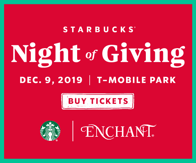 Night of Giving at Enchant