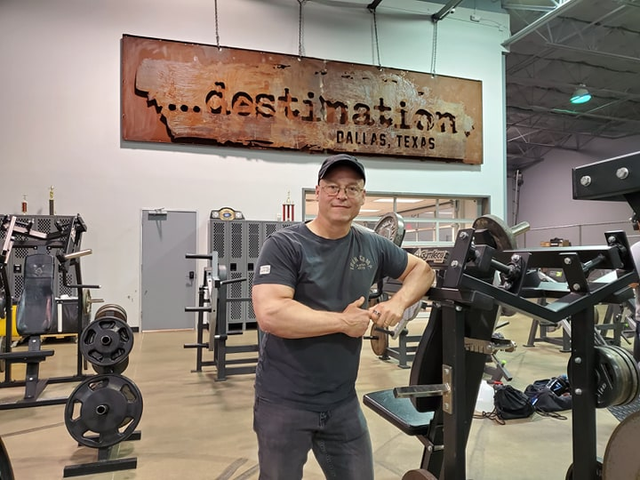 Michael Johansson Gym