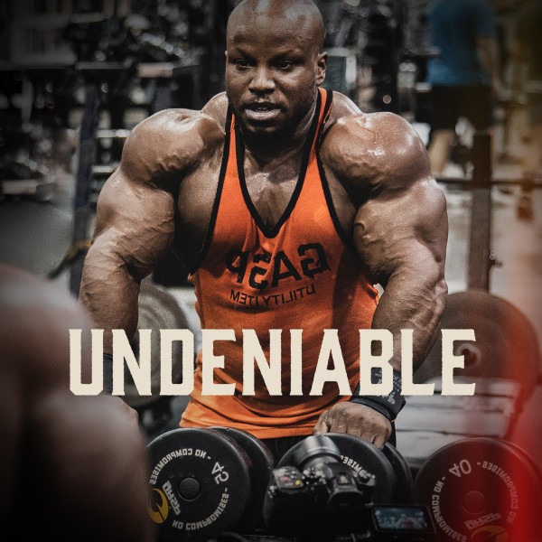 Shaun Clarida Undeniable