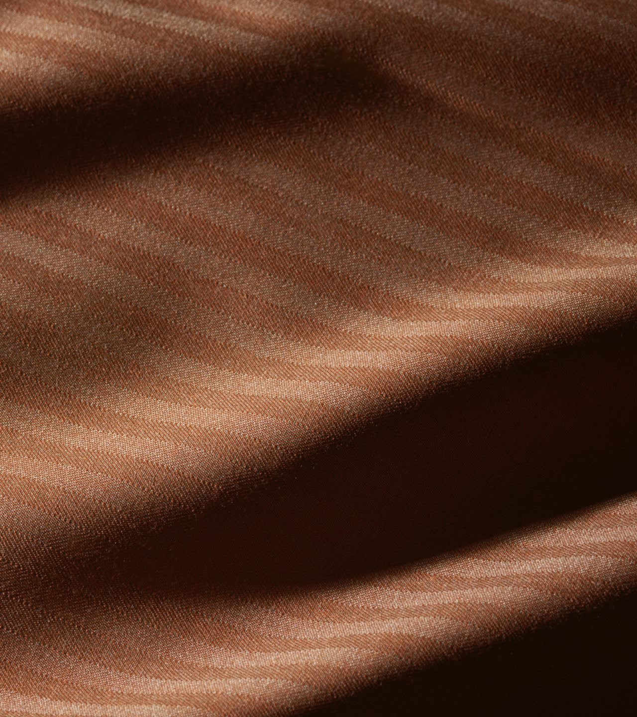 A light brown wool and silk fabric from the Brioni Bespoke selection