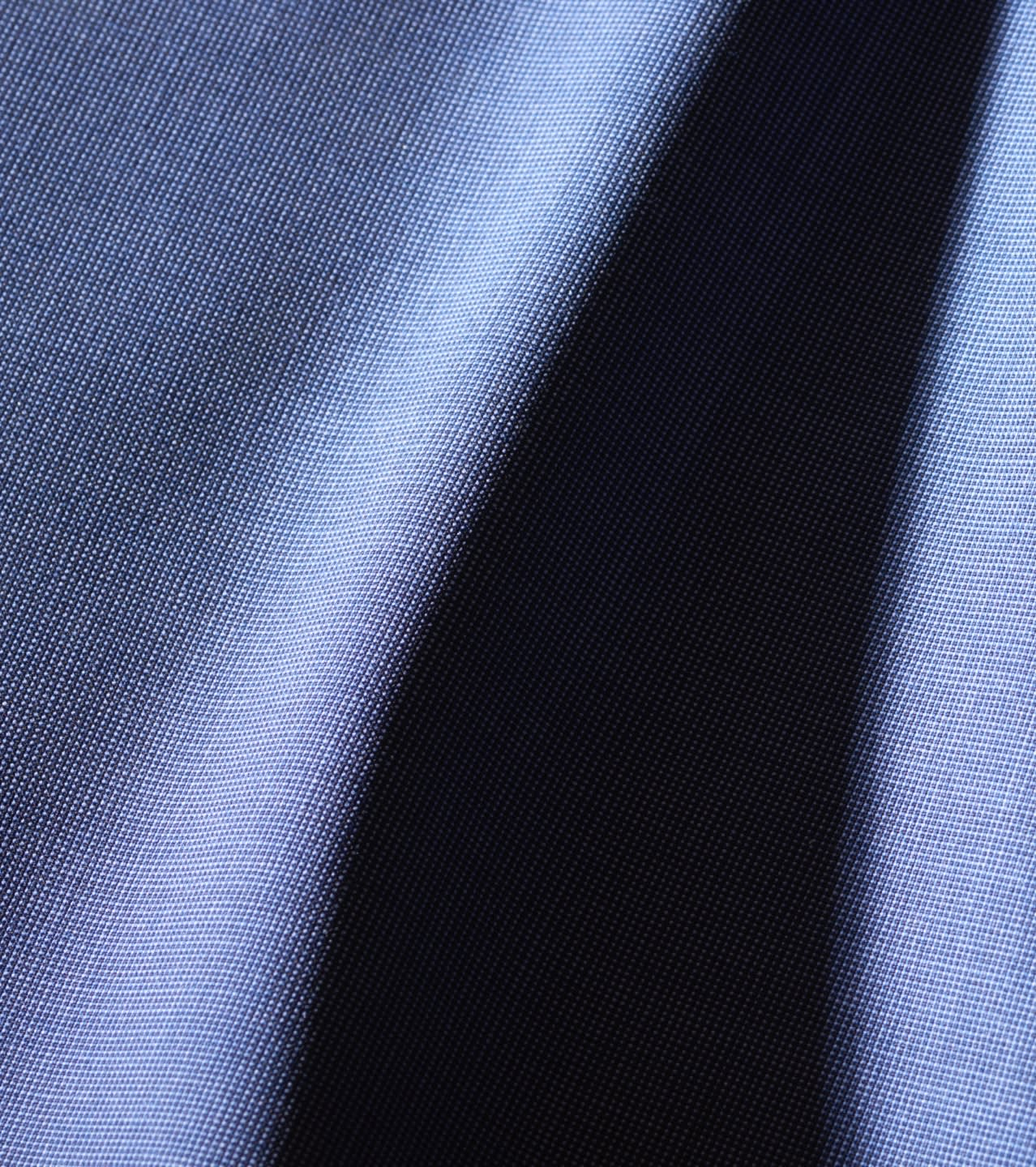 A light blue wool and silk fabric from the Brioni Bespoke selection