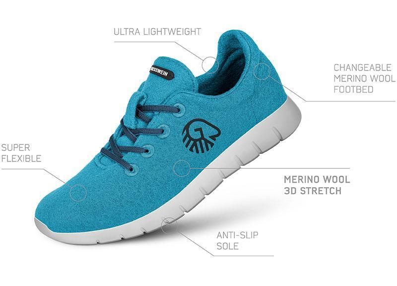 enjoy your hike with comfortable walking shoes