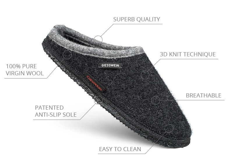 Why you should wear cozy slippers