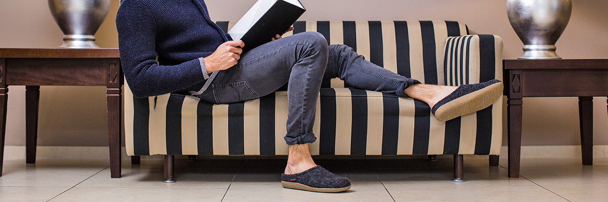 the most comfortable slippers made from merino wool