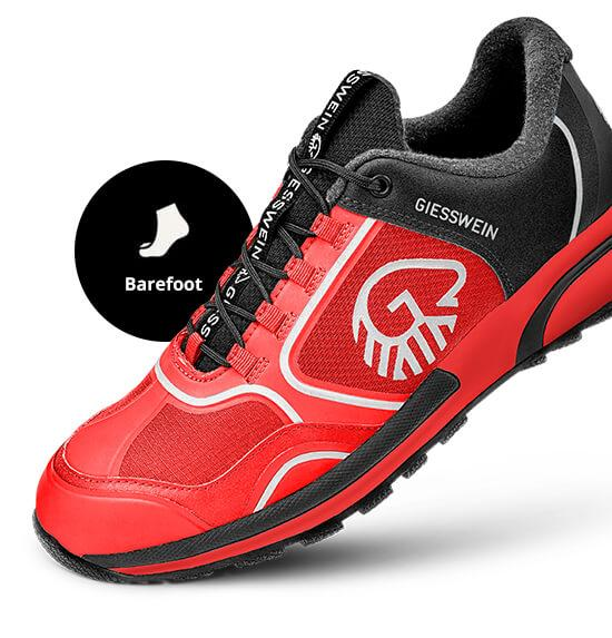 Barefoot hiking shoes for your next adventure