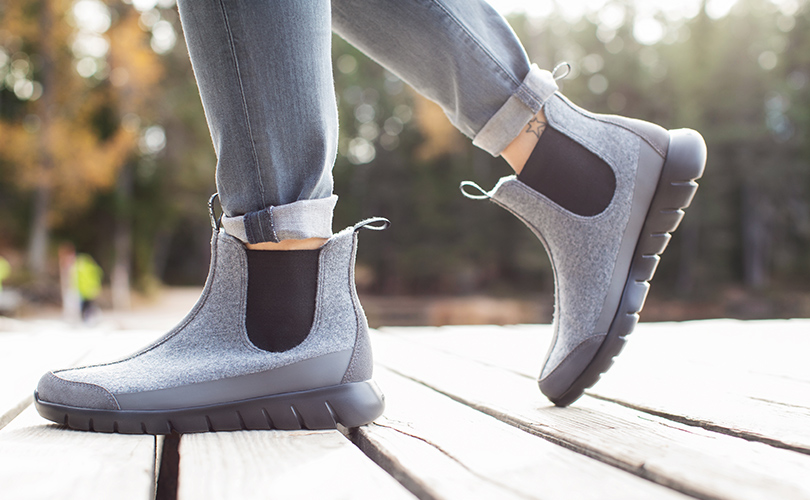 how to style chelsea boots with jeans