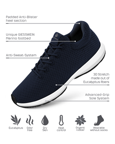 slip resistant sneakers can give you peace of mind