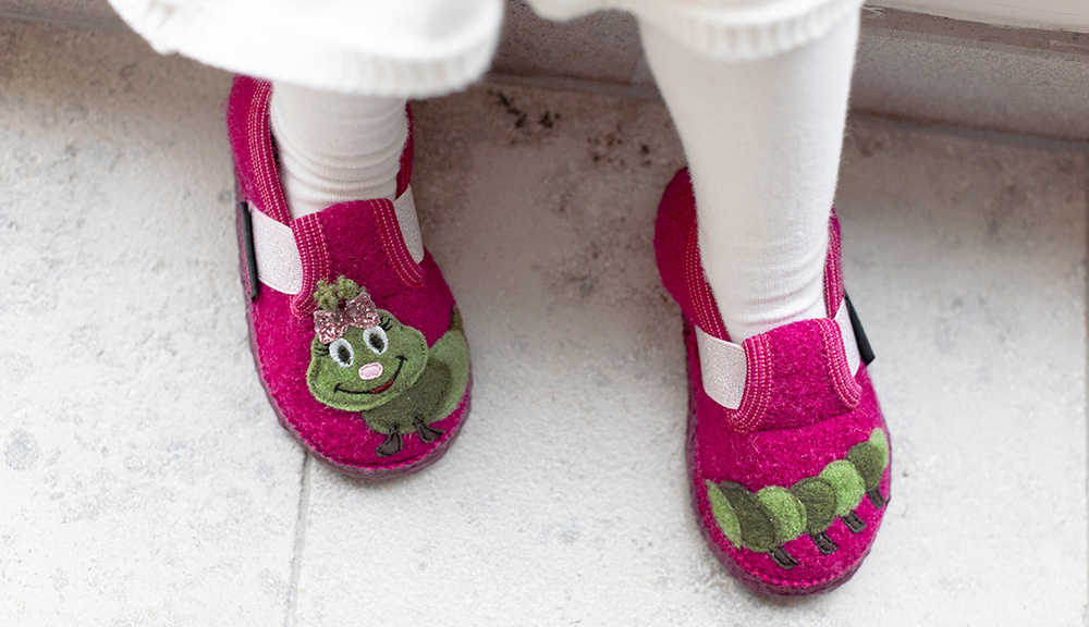 cute slippers for kids as a gift