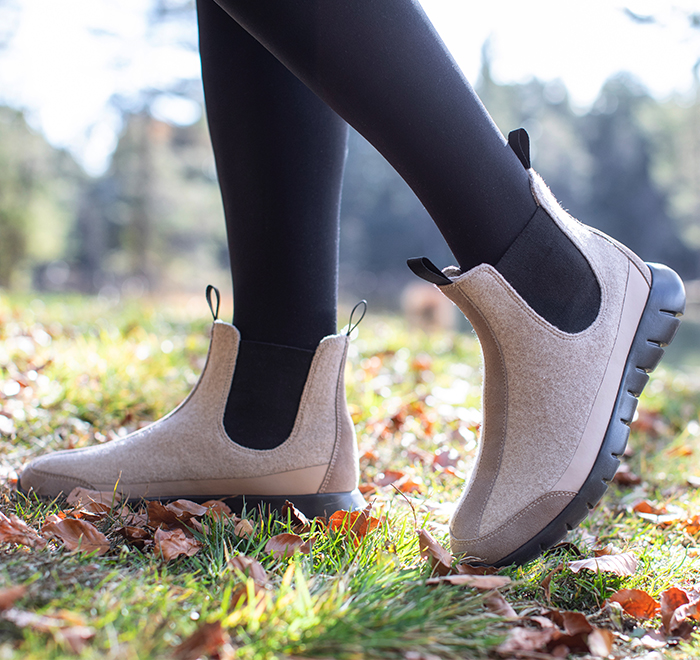 walk in style with comfortable walking boots