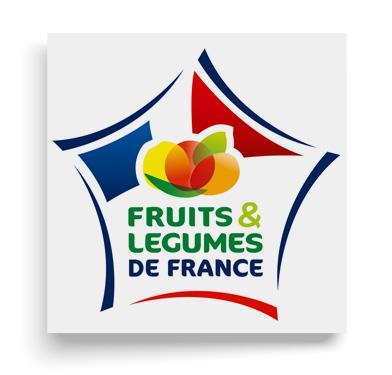 Logo Fruits et légumes de france