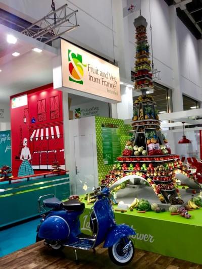 Promotion fruits et légumes frais